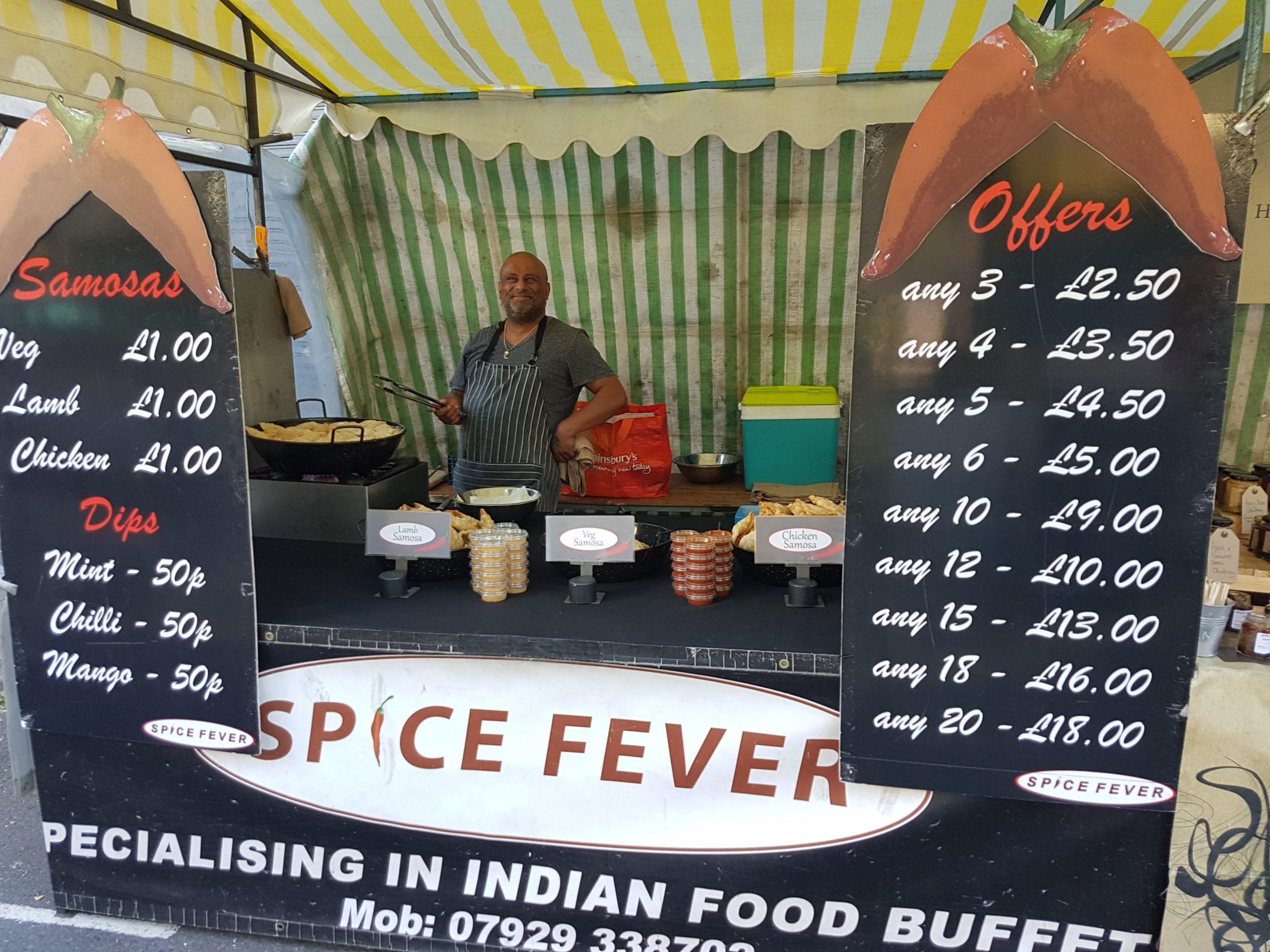 Spice Fever