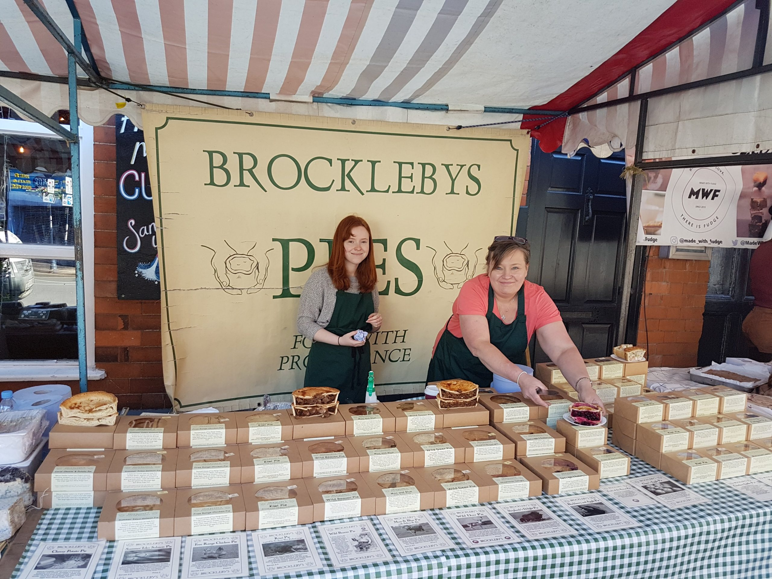 Brockleby's Pies