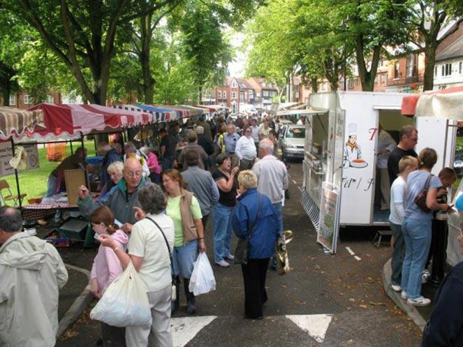 kings norton farmers market