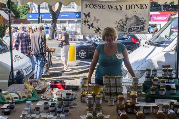 Fosseway Honey