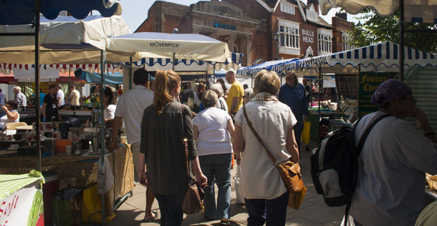 moseley farmers market